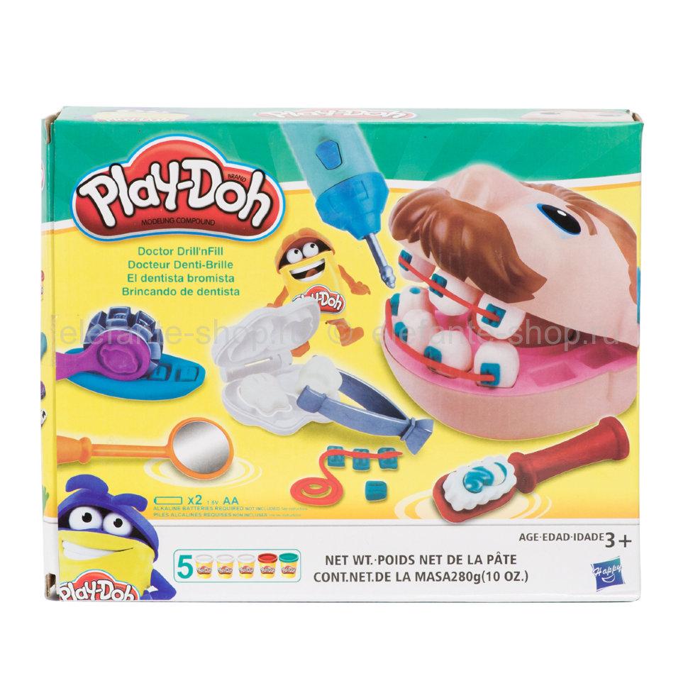 Набор Play-Doh Мистер Зубастик NO.6611A