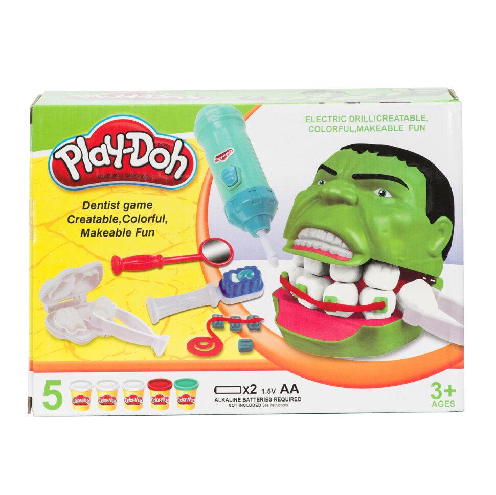 Набор Play-Doh Мистер Зубастик NO.6618