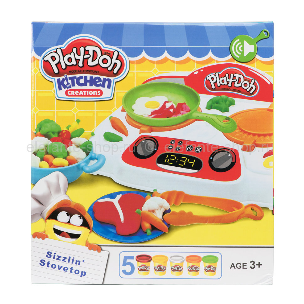 Набор Play-Doh Kitchen Creations NO.6619