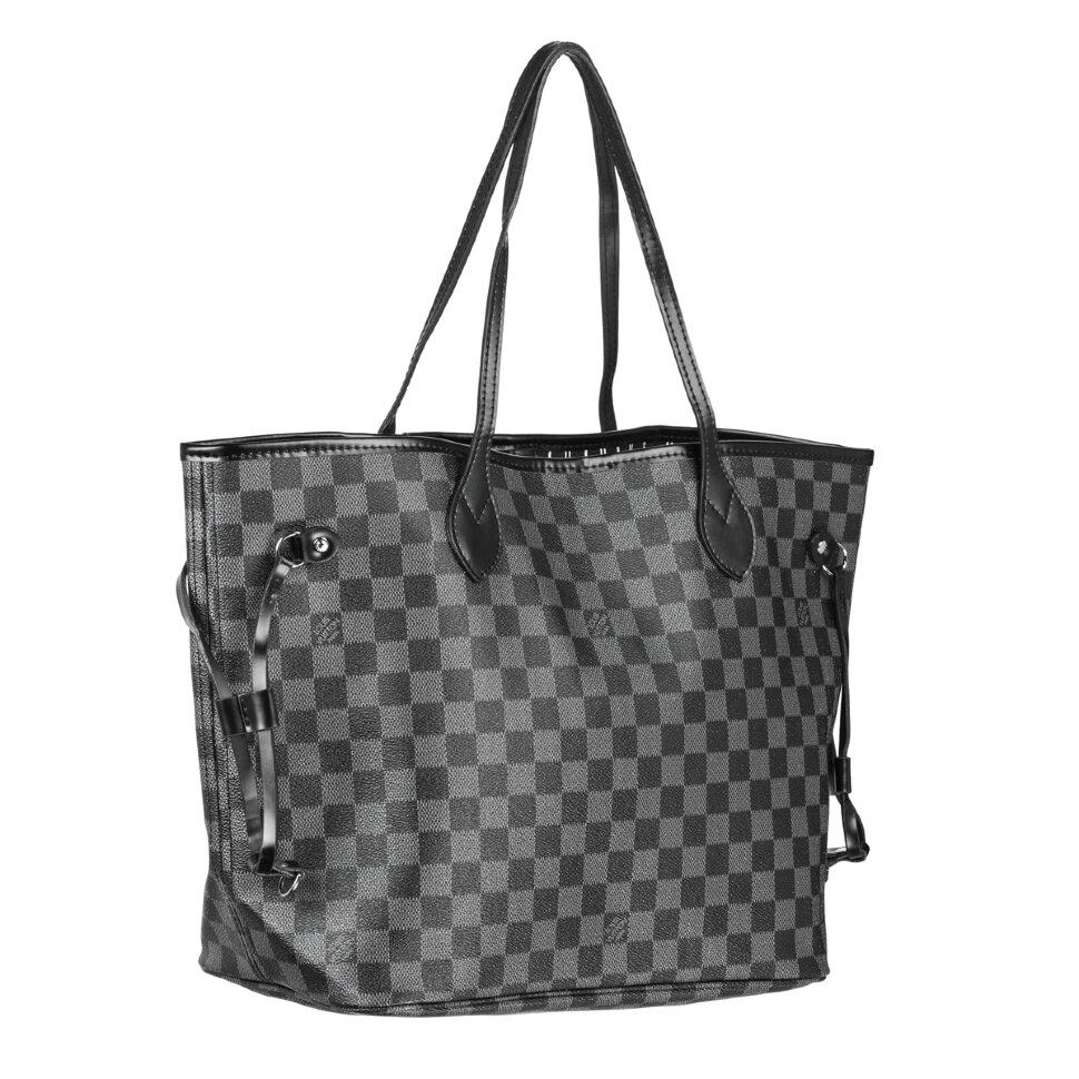 Сумка LV #40156 black/grey