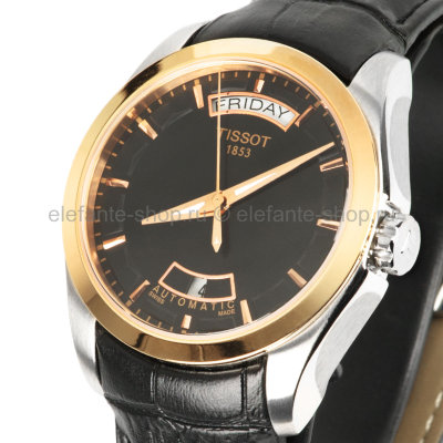 Часы Tissot T-TREND COUTURIER Automatic 34332