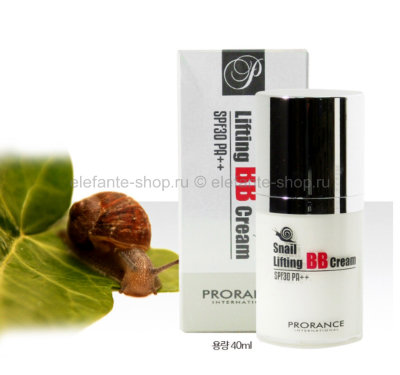 Крем Prorance Snail Lifting BB Cream SPF30 PA++ (125)