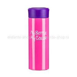 Термос My Bottle My Color pink