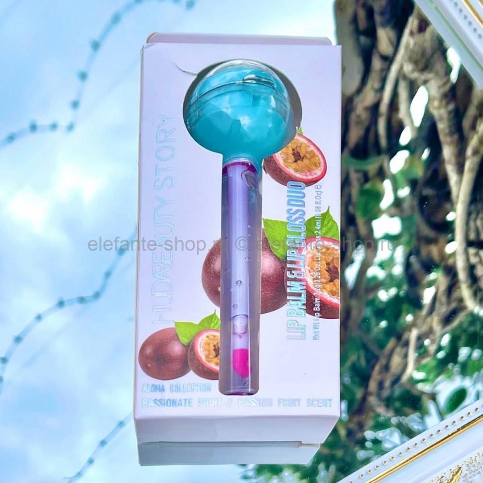 Блеск для губ Glossy Pops Passion Fruit