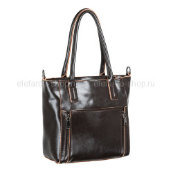 Сумка Victoria Beckham #H034 dark brown