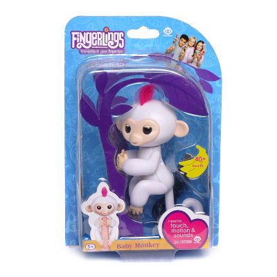 Обезьянка Fingerlings Monkey NO.3700