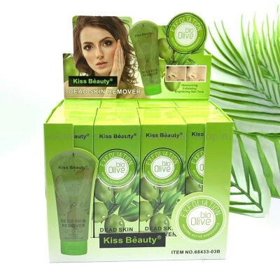 Пилинг Kiss Beauty Olive Dead Skin Remover