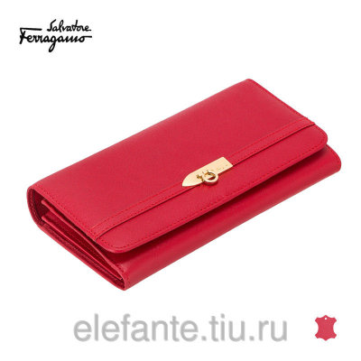 "Кошелёк ""Salvatore Ferragamo"" #1312 Red"