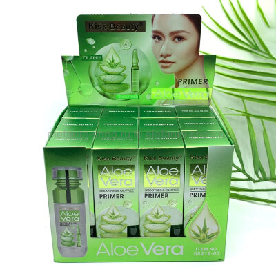 Праймер Kiss Beauty Aloe Vera Primer