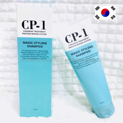 Шампунь CP-1 Magic Styling Shampoo Esthetic house (125)