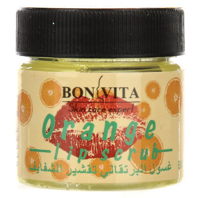 Скраб для губ BONVITA Orange Lip Skrub