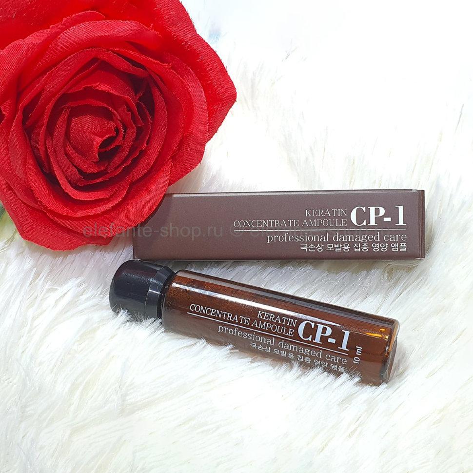 Эссенция для волос Esthetic House CP-1 Keratin Concentrate Ampoule, 10 ml (78)