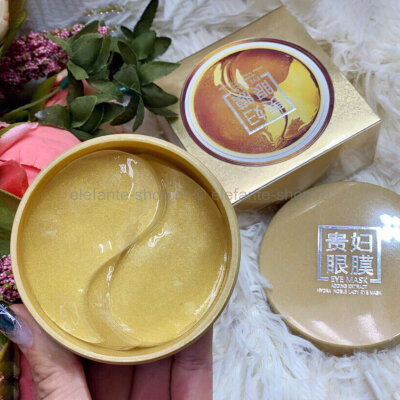 Патчи One Spring Gold Extract Hydra Noble Lady Eye Mask (125)
