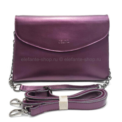 Сумка Celine 15245 Purple Gold