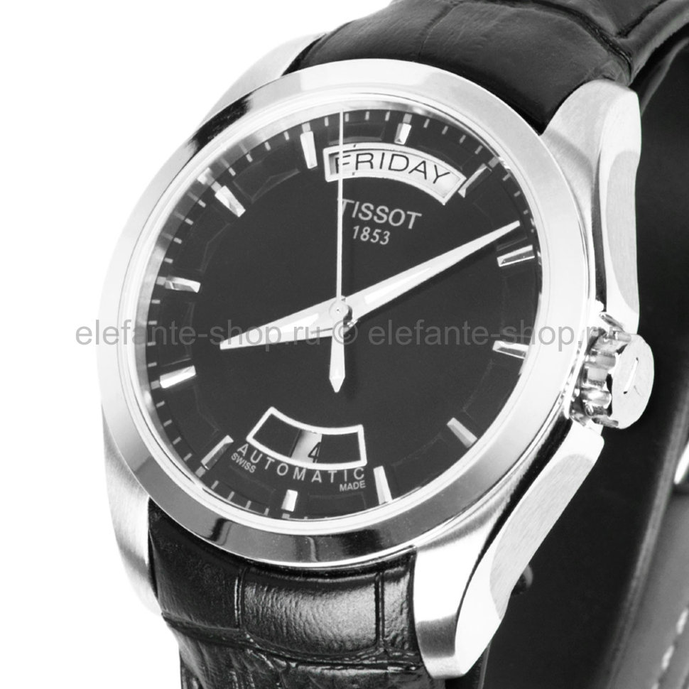 Часы Tissot T-TREND COUTURIER Automatic 34402
