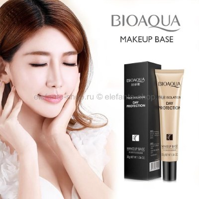 БАЗА ПОД МАКИЯЖ BIOAQUA DAY PROTECTION MAKE-UP BASE