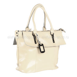 Сумка Chloe #8815 beige/black metal