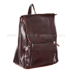 Рюкзак #8250 dark brown
