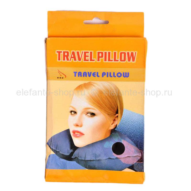 Надувная подушка Travel Pillow