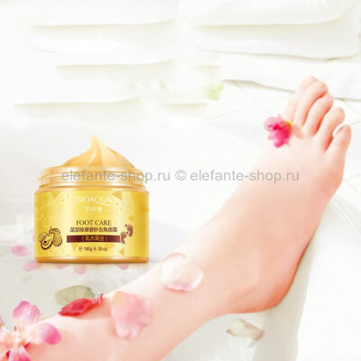 Скраб для ног BIOAQUA Foot Care