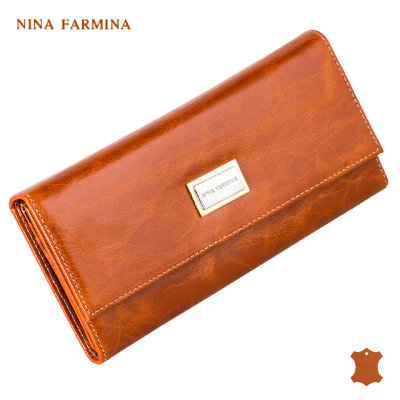 Кошелёк Nina Farmina NF-9280J brown