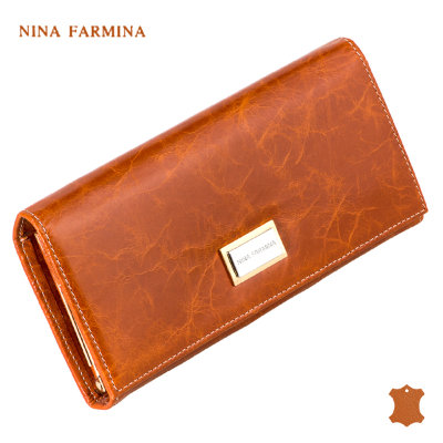 Кошелёк Nina Farmina NF-9281j brown