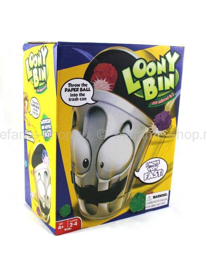 Интерактивное чокнутое ведро Loony Bin