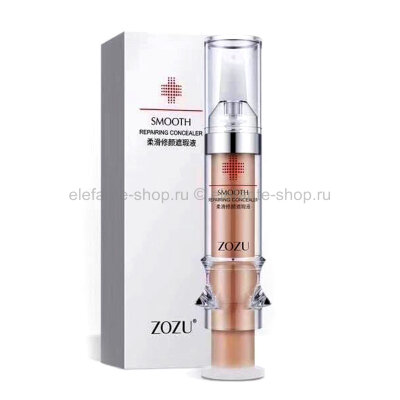 Консилер Zozu Smooth Repairing Concealer 01 Natural Color, 9 ml