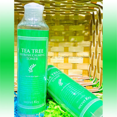 Тонер Secret Key Tea Tree Refresh Calming Toner (125)