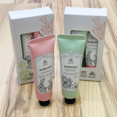 Набор кремов ROSEE ECO HAND CREAM Set (125)