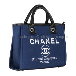 Сумка CHANEL #B971 dark blue