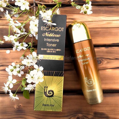 Тоник Farmstay Escargot Noblesse Intensive Toner (78)