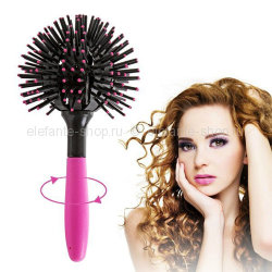 Расчёска 3D BOMB CURL BRUSH