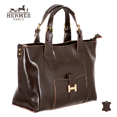 Сумка Hermes #770 Dark Brown