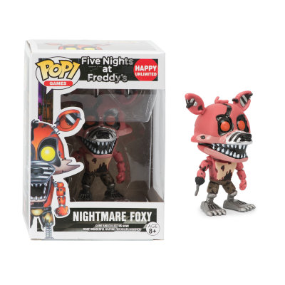 Фигурка Nightmare Foxy NO.LM006