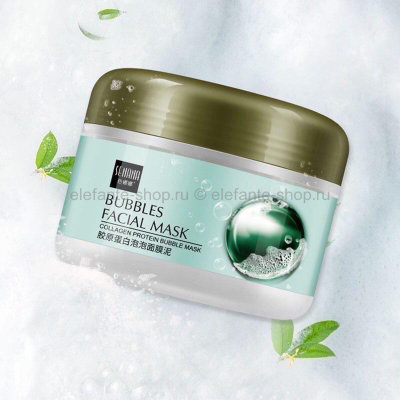 Маска SENANA BUBBLES FACIAL MASK (125)